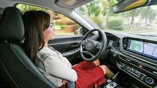 Hyundai smart cruise control, le foto