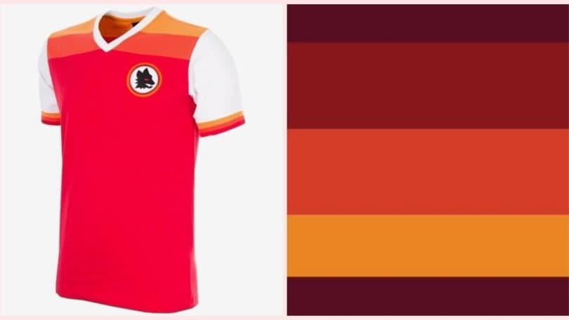 Roma, anticipazione sulla prossima maglia: nuovo rosso e richiamo al passato