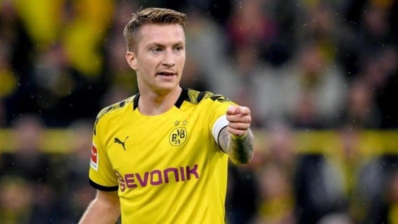 Inter-Borussia Dortmund: Reus non ci sarà, colpito da un attacco influenzale