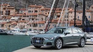 Audi A6 allroad quattro, la prova: FOTO