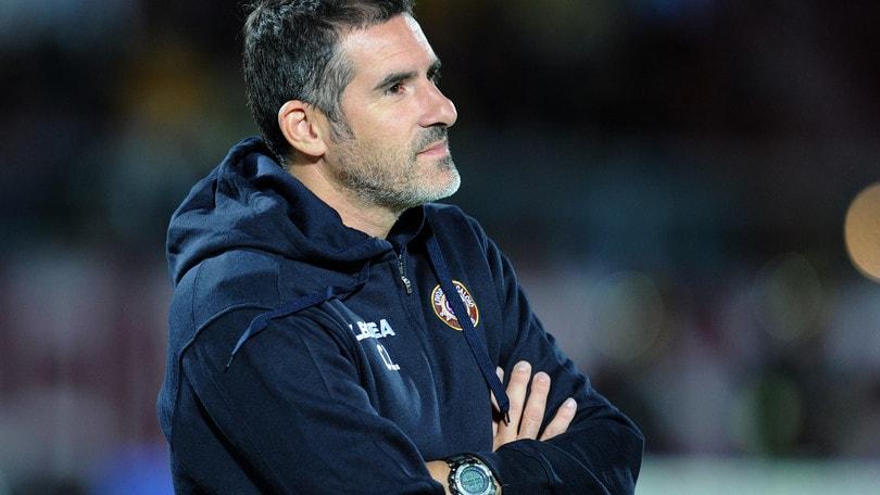 Catania, ufficiale: il nuovo allenatore è Lucarelli
