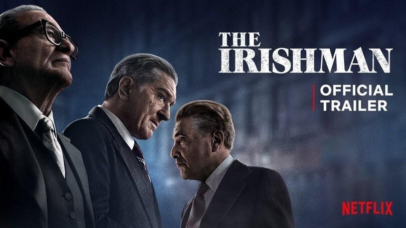 The Irishman, la recensione dell'opera magna di Scorsese