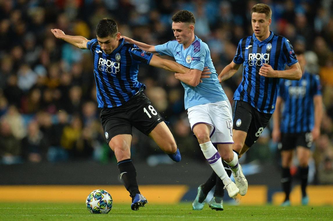 Manchester City-Atalanta 5-1, il tabellino - Corriere ...