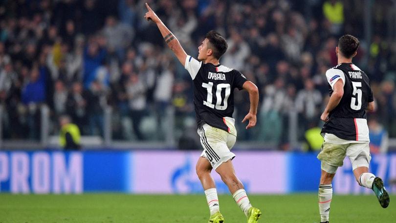 Juventus-Lokomotiv Mosca 2-1, il tabellino