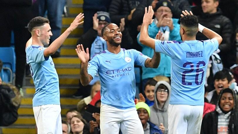 Champions, Atalanta travolta a Manchester: vince il City 5-1