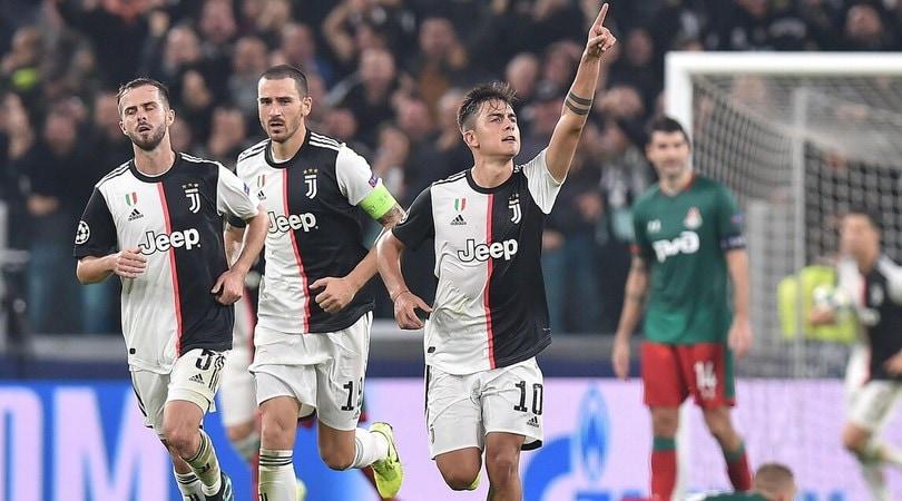 Juventus-Lokomotiv 2-1: Miranchuk spaventa, Dybala la ribalta!
