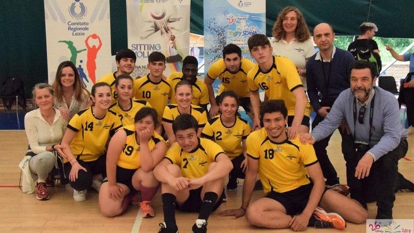 Volley Scuola, una finestra sull'Europa con il Sitting