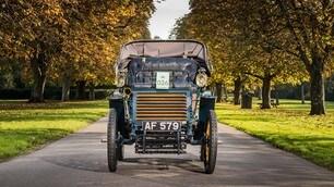Fiat 3½ HP: le immagini