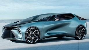 Lexus LF-30 Electrified Concept: le immagini