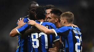 Inter, notte di festa. Dortmund ko e show del baby Esposito