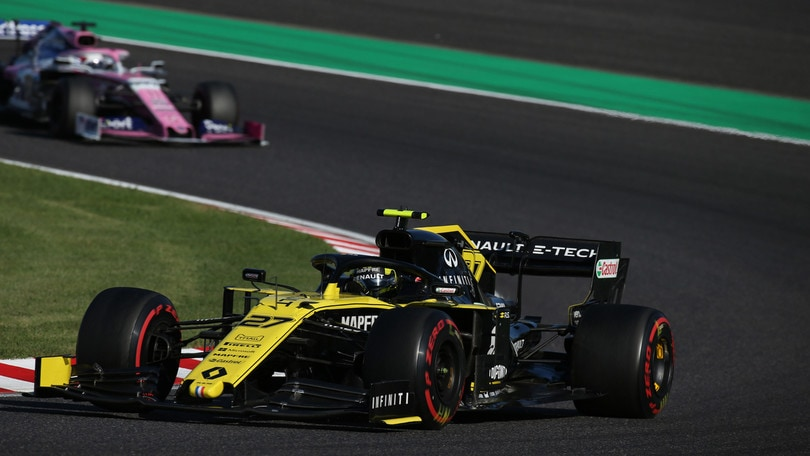 F1: Renault squalificate dal Gp del Giappone