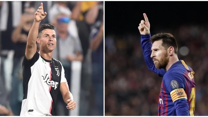"""Giggs: """"Tra Messi e Cristiano Ronaldo non c'è paragone"""""""