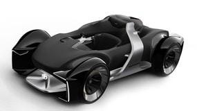 Toyota e-Racer concept: le immagini