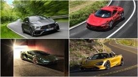 Top 10 Case automobilistiche sui social: le immagini