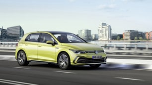Nuova Volkswagen Golf R: Foto