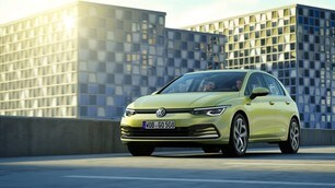 Nuova Volkswagen Golf: Foto