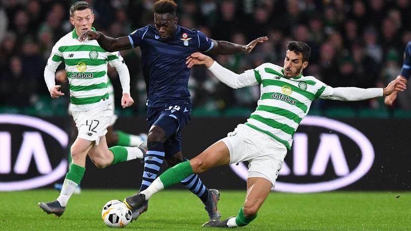 Celtic-Lazio 2-1, il tabellino