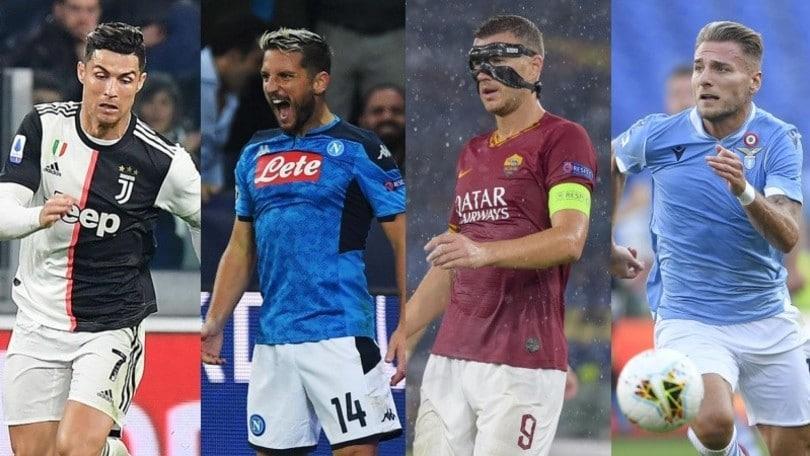 Serie A: tutte le probabili formazioni della nona giornata