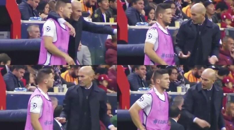 Real Madrid, i problemi di comunicazione tra Zidane e Jovic