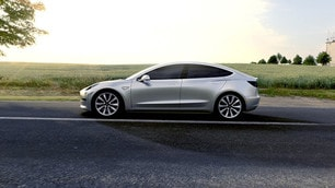 Tesla Model 3, FOTO
