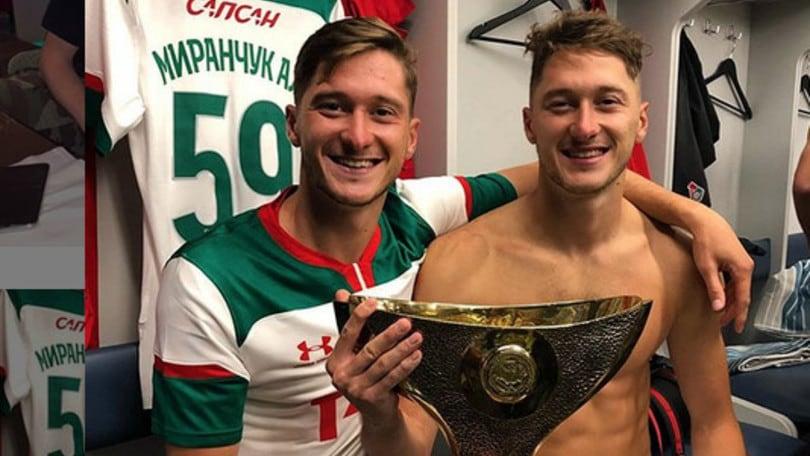 Anton e Aleksey Miranchuk, i due gemelli della Lokomotiv Mosca