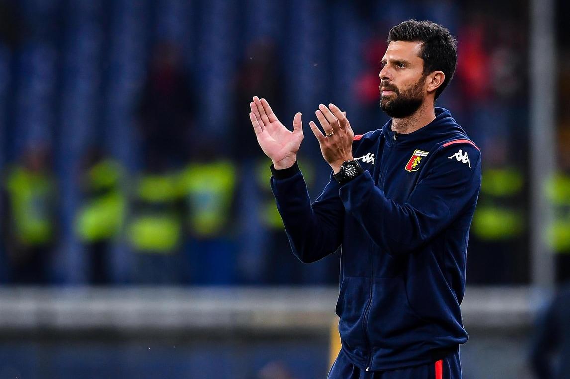 Thiago Motta, buona la prima col Genoa: tris in rimonta al Brescia