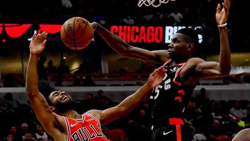 Vincono Rockets, Raptors e Celtics. Record per Westbrook