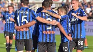 Furia Atalanta sull'Udinese: 7-1!