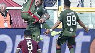 Il Cagliari continua a sognare. A Torino finisce in parità