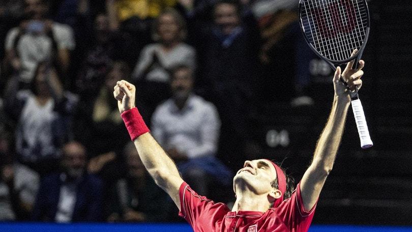 Basilea, Federer vince il torneo di casa per la decima volta