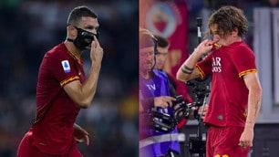 Prima Dzeko e poi Zaniolo, la Roma stende il Milan 2-1