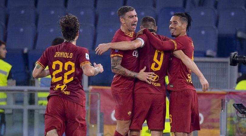 Roma-Milan 2-1: Dzeko e Zaniolo rilanciano Fonseca