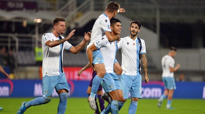 Fiorentina-Lazio 1-2: Correa-Immobile, Inzaghi sbanca Firenze