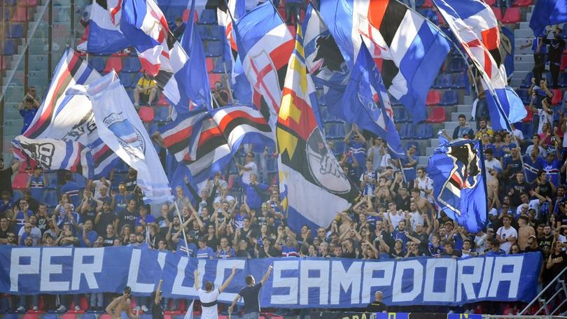 Sampdoria, l'ultimatum dei tifosi: