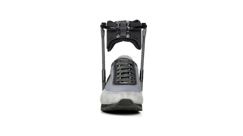 """Grin Shoes: le scarpe """"Alate"""" con supporto tibiale per camminare e non solo"""
