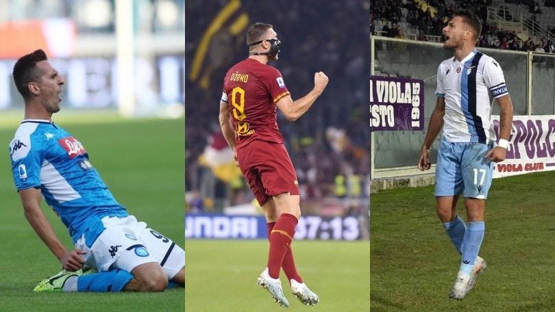 Serie A: tutte le probabili formazioni della decima giornata