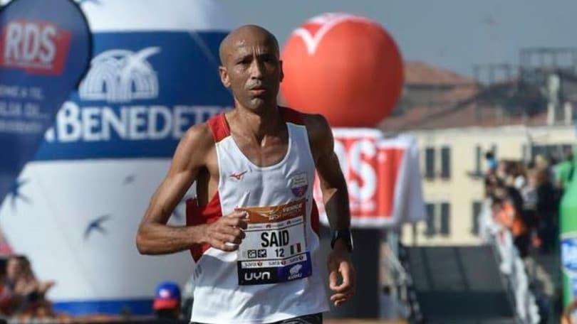 Said Boudalia che grinta! Nuovo primato italiano alla Venicemarathon