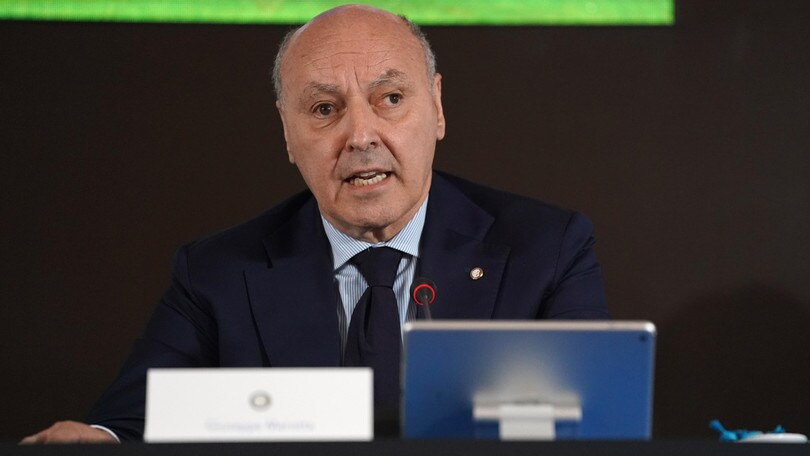 """Inter, Marotta: """"Rinforzi? A gennaio il mercato è arido"""""""