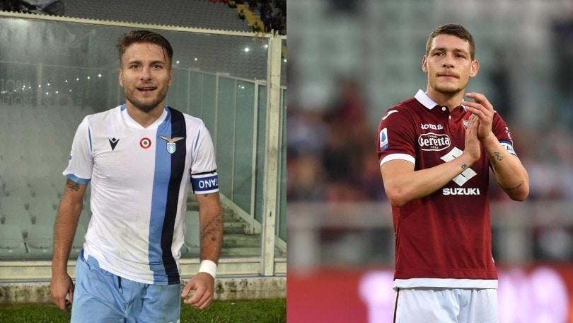 Diretta Lazio-Torino ore 21: formazioni ufficiali e dove vederla in tv