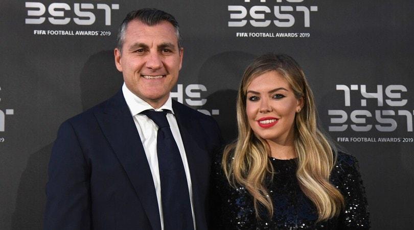 """Costanza Caracciolo rivela: """"Io e Bobo Vieri genitori per la seconda volta"""""""