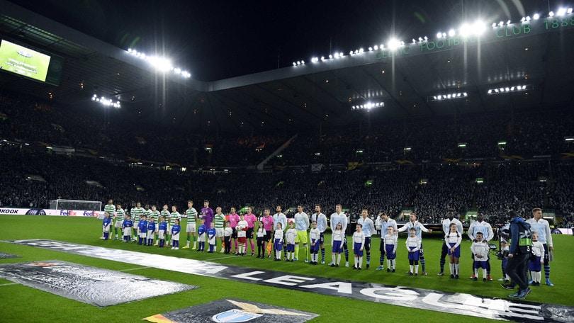 Europa League, Lazio e Celtic deferite dall'Uefa per