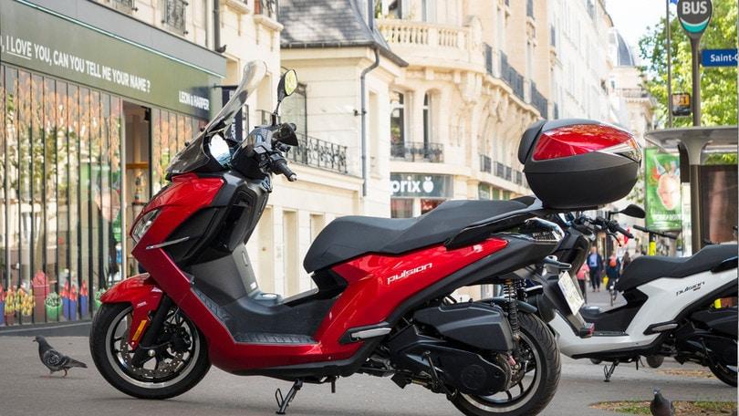 Peugeot Motorcycles acquistata da Mahindra