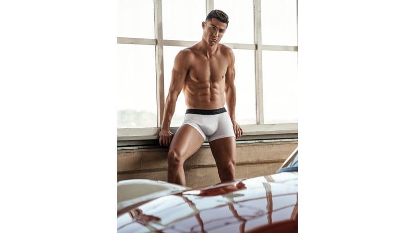 CR7 Underwear, una nuova collezione di intimo di Cristiano Ronaldo per Yamamay