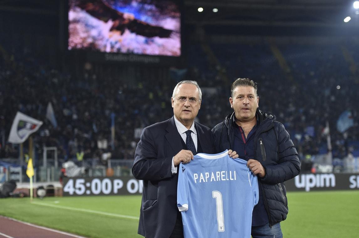 La Lazio schianta il Torino ricordando Paparelli