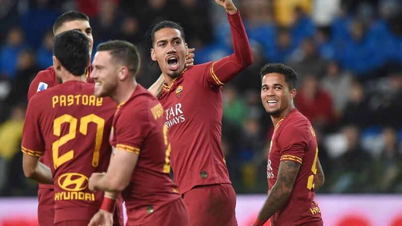 La Roma ha incontrato lo United per Smalling: richiesta di 18 milioni, parti vicine