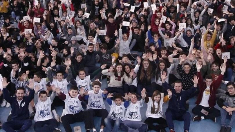 Riparte il 'Progetto Scuola' della Emma Villas Siena