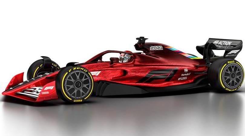 Nuova Ferrari 2021
