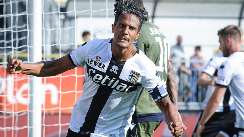 Parma, Bruno Alves di nuovo in gruppo