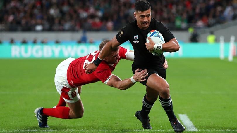 Nuova Zelanda terza ai Mondiali di rugby: Galles ko 40-17
