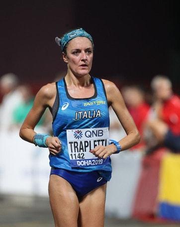 Sportway Lago Maggiore Marathon a ritmo di marcia con la Trapletti